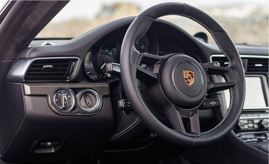 2016 Porsche 911 R - Slide 16