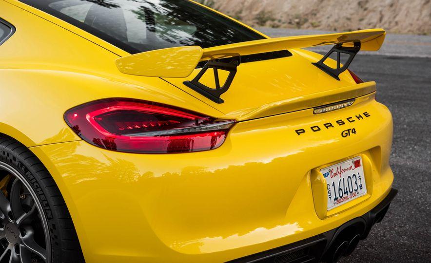 2016 Porsche Cayman GT4 - Slide 20