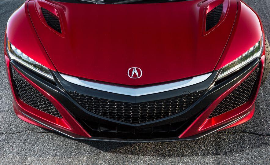 2017 Acura NSX - Slide 12