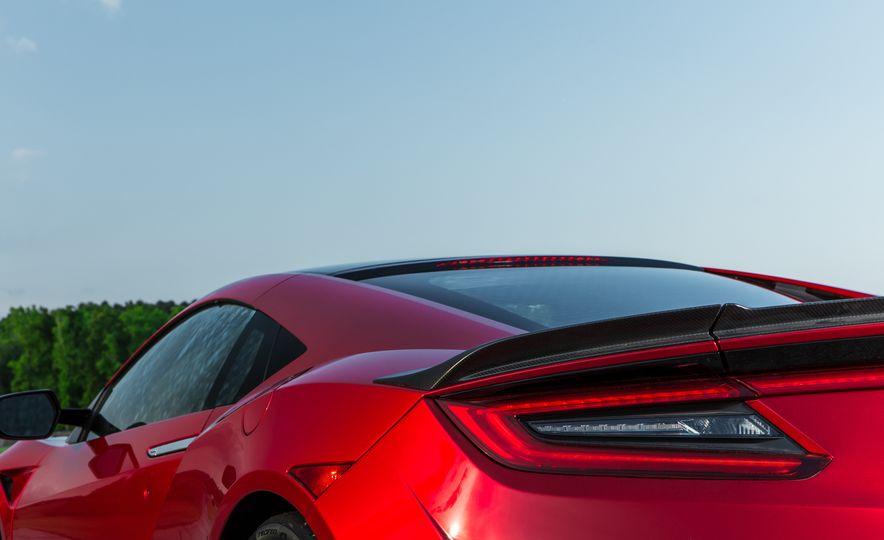 2017 Acura NSX - Slide 18