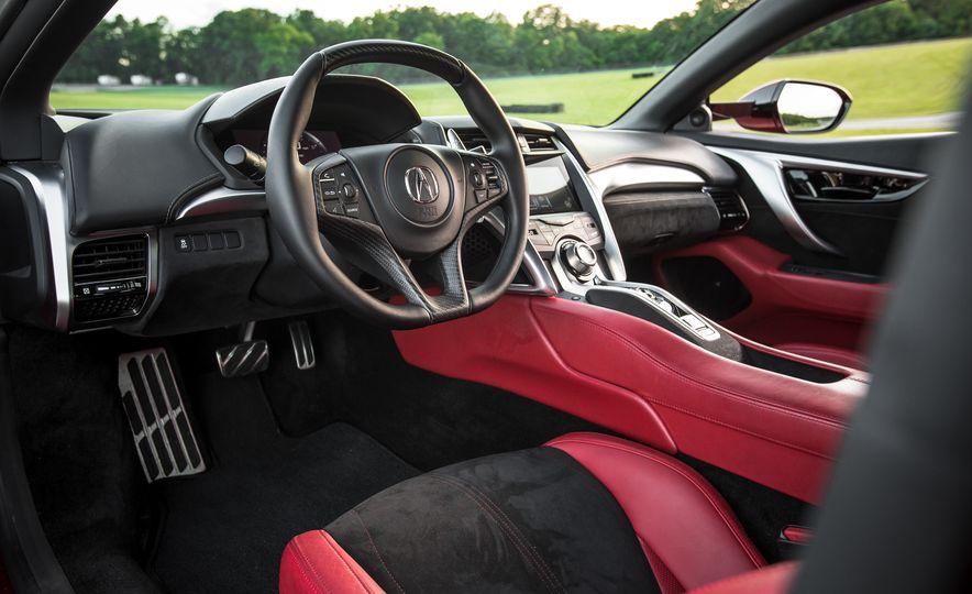 2017 Acura NSX - Slide 20