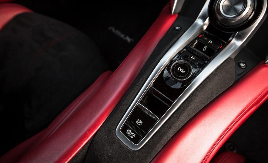 2017 Acura NSX - Slide 31