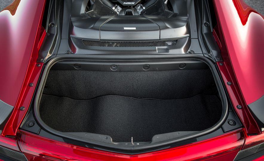 2017 Acura NSX - Slide 33