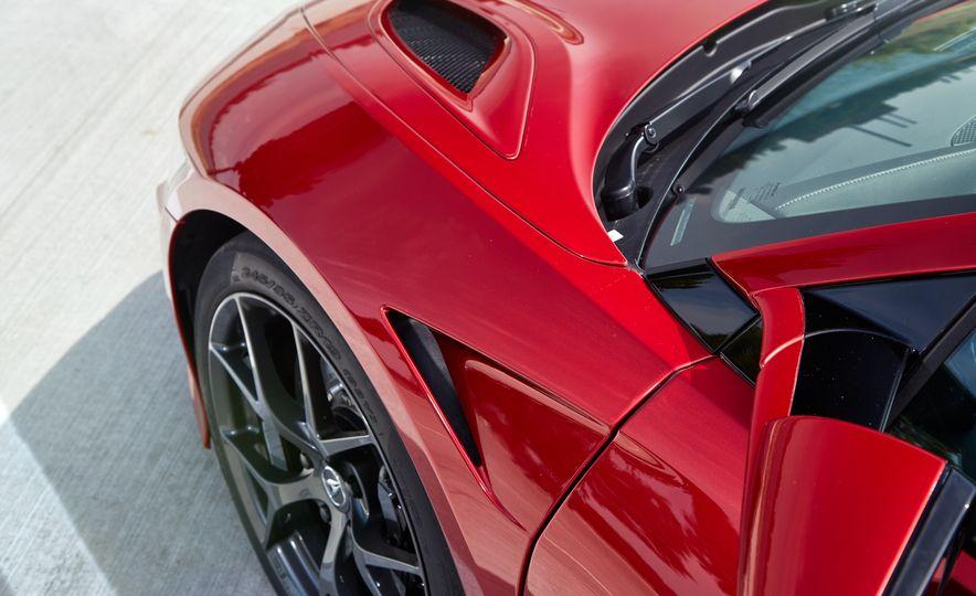 2017 Acura NSX - Slide 47