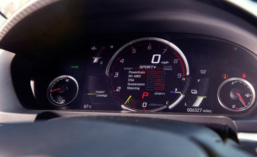 2017 Acura NSX - Slide 51