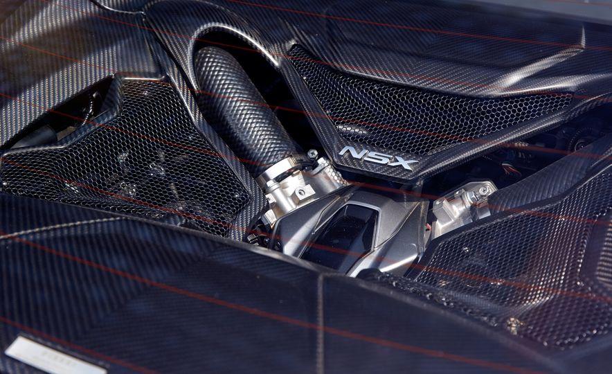 2017 Acura NSX - Slide 52