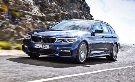 Join the Chorus: BMW Should Bring This New 5-series Wagon to America
