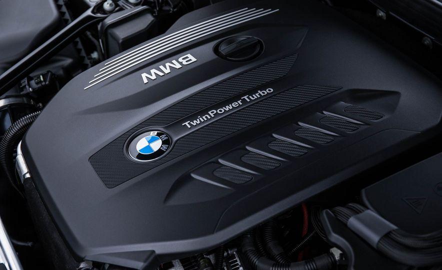 2017 BMW 530d xDrive M-Sport sedan (Euro-spec) - Slide 34
