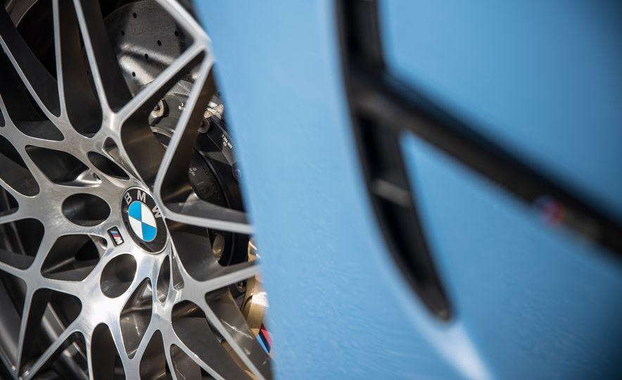 2017 Cadillac ATS-V, 2017 Alfa Romeo Giulia Quadrifoglio, 2017 BMW M3, 2017 Mercedes-AMG C63 S - Slide 20