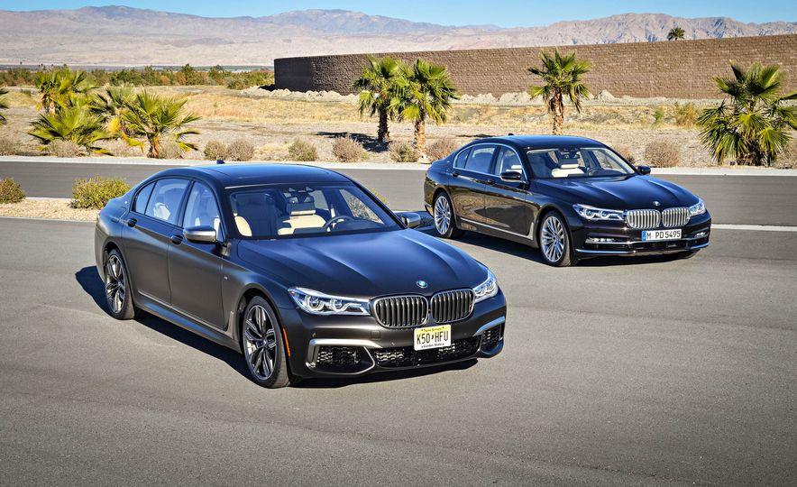 2017 BMW M760i xDrive and 2017 BMW M760Li xDrive Excellence (Euro-spec) - Slide 1