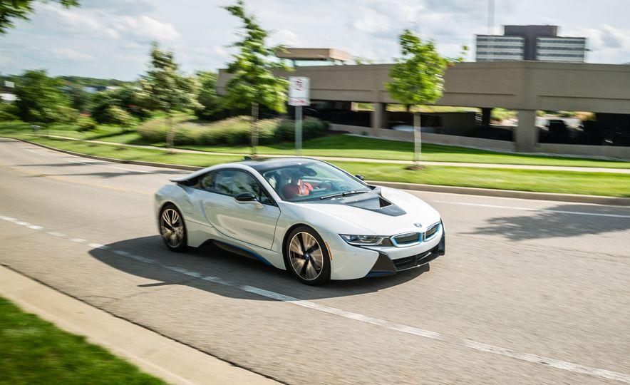 2017 BMW i8 – Overview - Slide 5