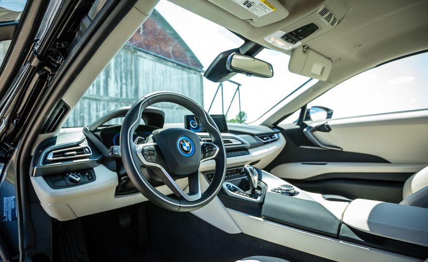 2017 BMW i8 – Overview - Slide 8