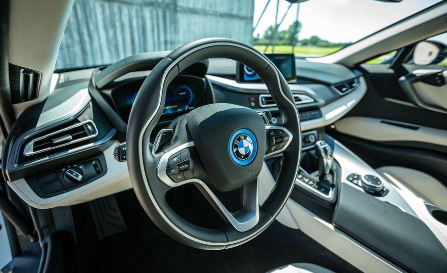 2017 BMW i8 – Overview - Slide 17