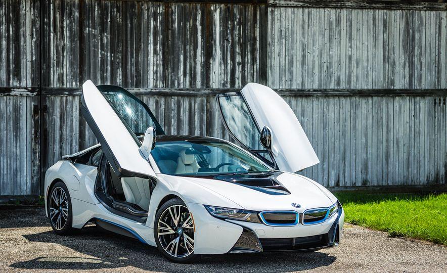 2017 BMW i8 – Overview - Slide 31