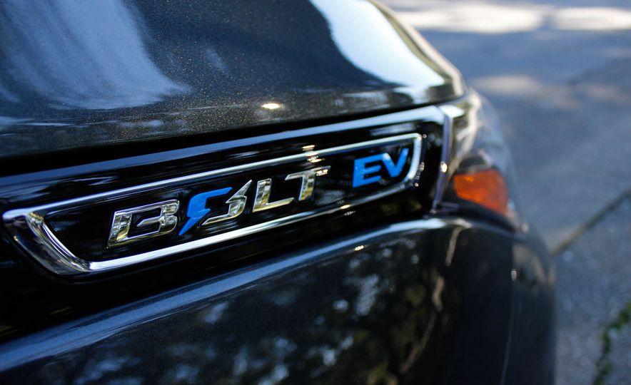 2017 Chevrolet Bolt EV - Slide 20