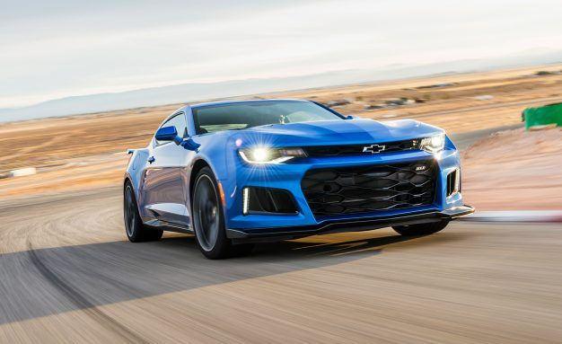 Chevrolet Camaro ZL1 Posts 198-mph Vmax | News | Car and Driver