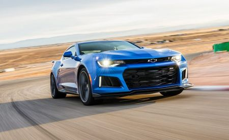 Chevrolet Camaro ZL1 Just Misses 200-MPH Vmax