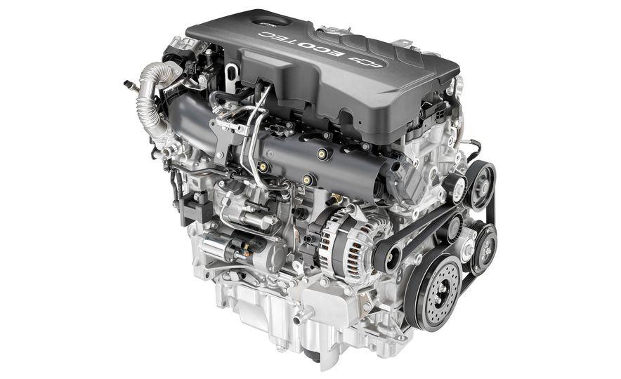 2017 Chevrolet Cruze diesel sedan - Slide 4