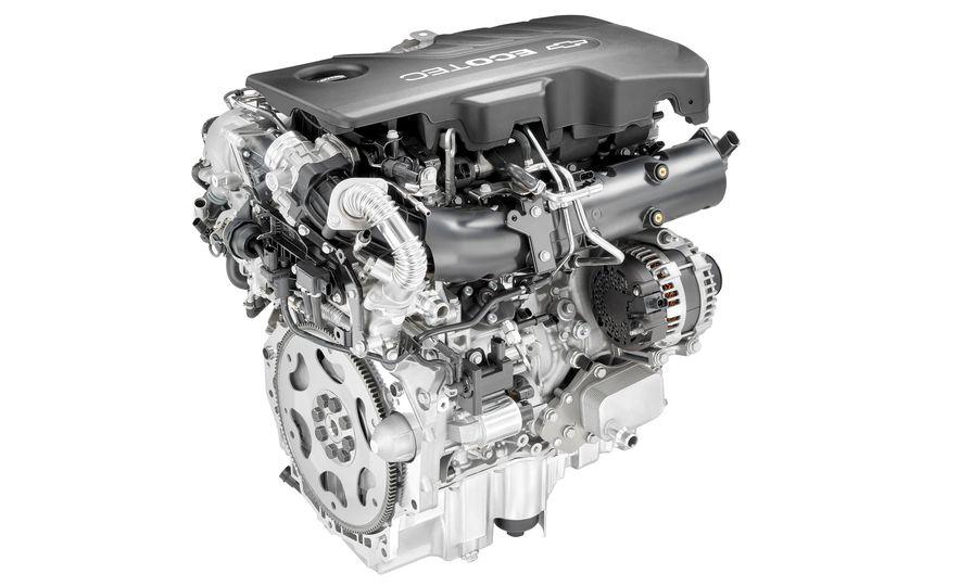 2017 Chevrolet Cruze diesel sedan - Slide 6