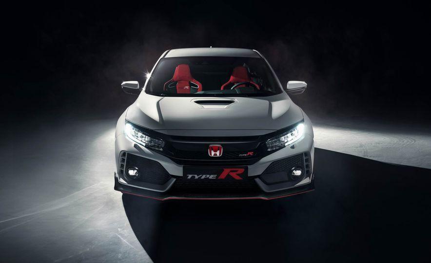 2017 Honda Civic Type R - Slide 12
