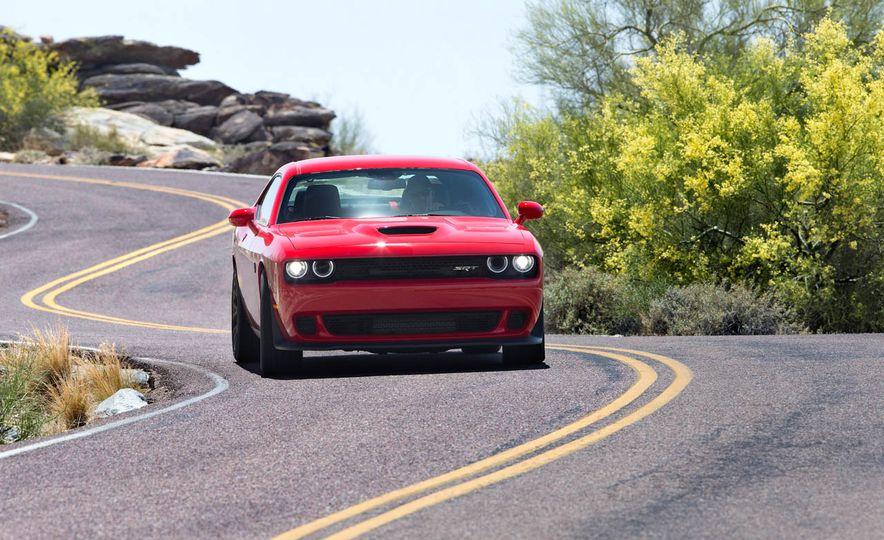 2018 Dodge Challenger SRT Demon - Slide 12