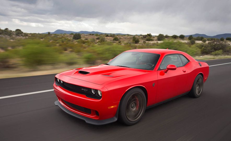 2018 Dodge Challenger SRT Demon - Slide 19