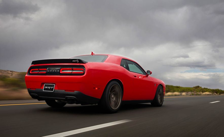 2018 Dodge Challenger SRT Demon - Slide 17