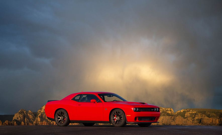 2018 Dodge Challenger SRT Demon - Slide 14