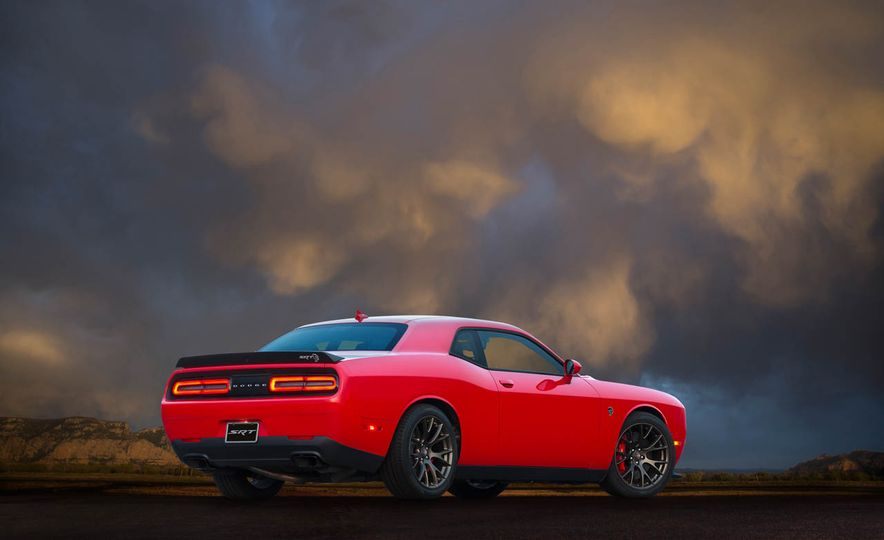 2018 Dodge Challenger SRT Demon - Slide 13