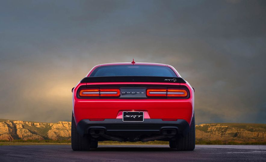 2018 Dodge Challenger SRT Demon - Slide 21