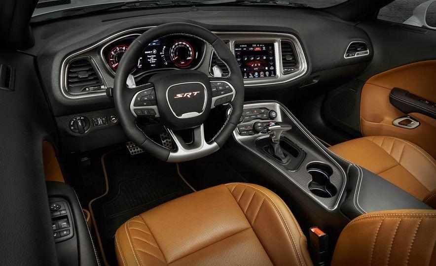 2018 Dodge Challenger SRT Demon - Slide 28