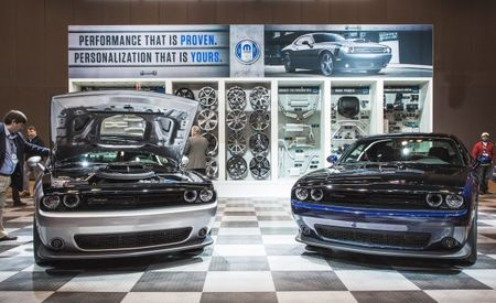 Two-Tone Time: the Dodge Challenger Is This Year's Mopar Special