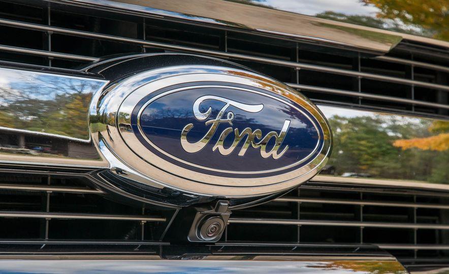 2017 Ford F-150 King Ranch - Slide 13