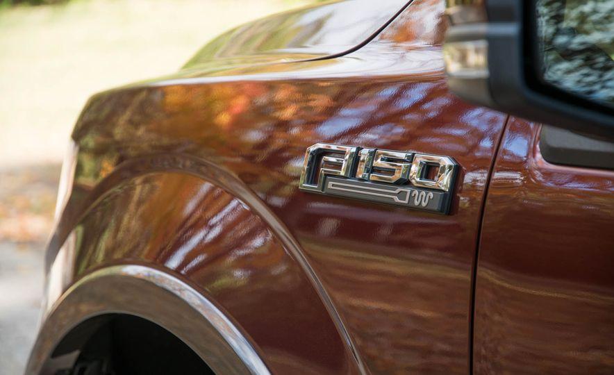 2017 Ford F-150 King Ranch - Slide 15