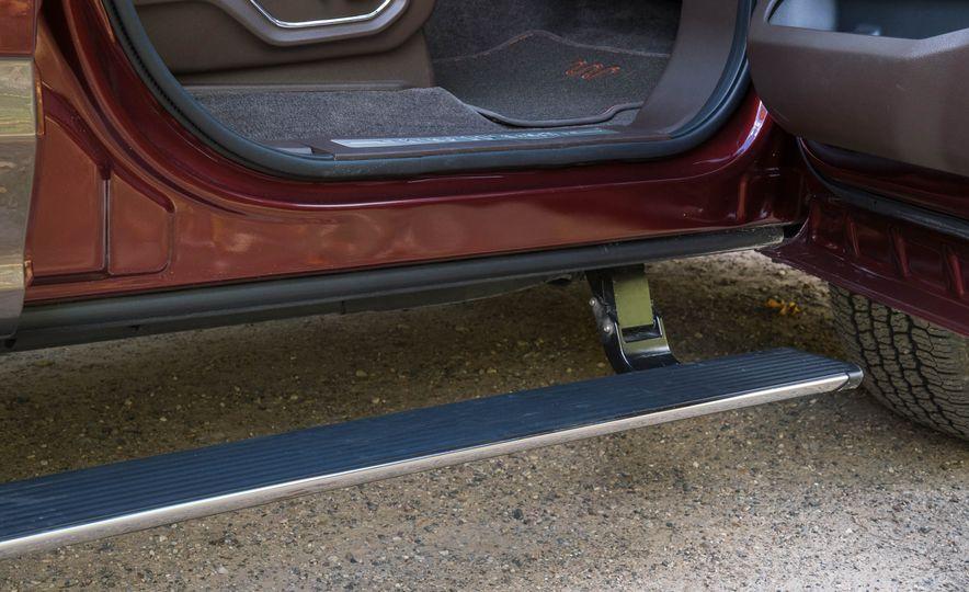 2017 Ford F-150 King Ranch - Slide 18