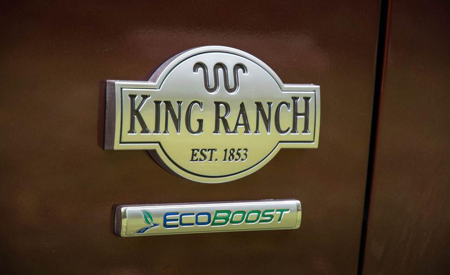 2017 Ford F-150 King Ranch - Slide 19