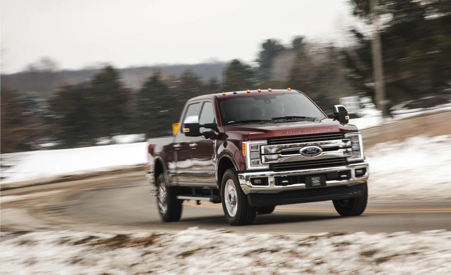 2017 Ford F-350 Super Duty King Ranch - Slide 1