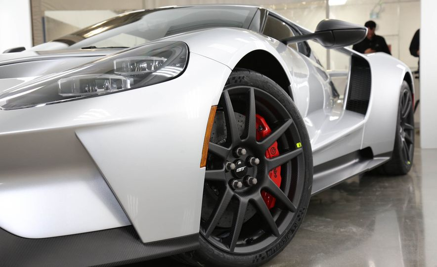 2017 Ford GT Competition Series - Slide 6