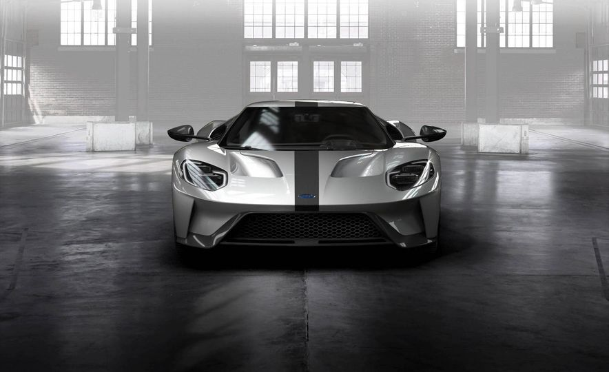 2017 Ford GT Competition Series - Slide 11