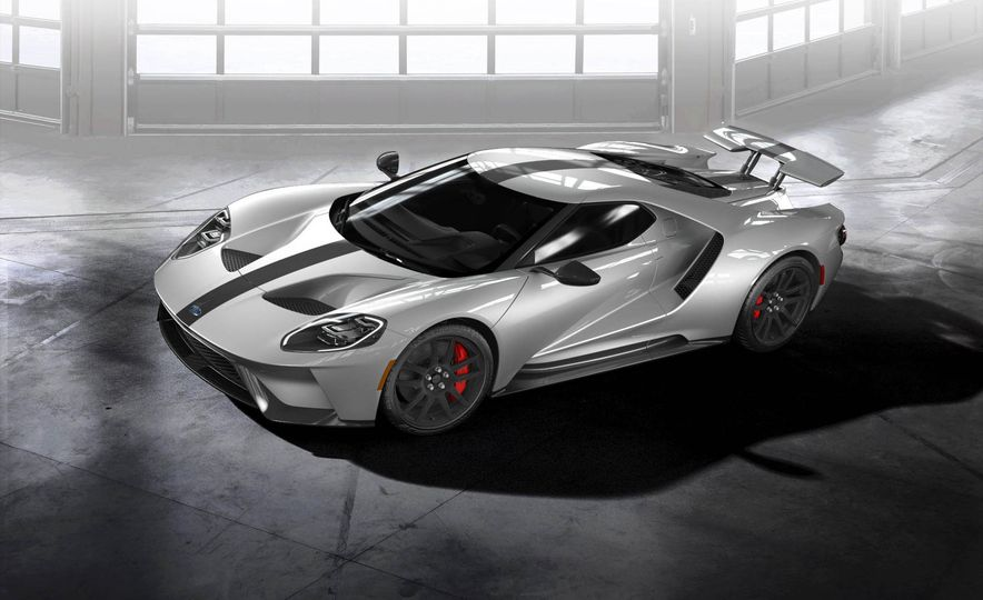 2017 Ford GT Competition Series - Slide 13