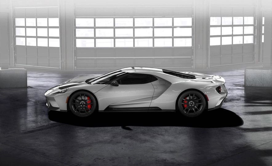 2017 Ford GT Competition Series - Slide 14