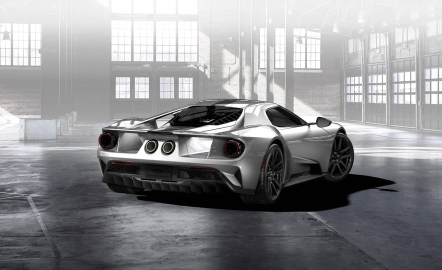2017 Ford GT Competition Series - Slide 16