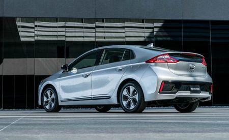 "Hyundai Details Its Enviably Simple Ioniq EV ""Subscription"" Lease"