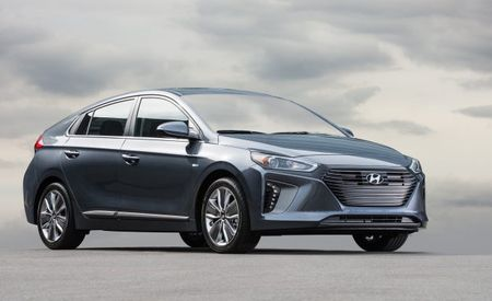 Here's How the Hyundai Ioniq Beat the Juggernaut Toyota Prius in MPG Ratings