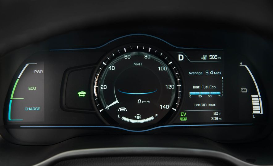 2017 Hyundai Ioniq hybrid - Slide 36