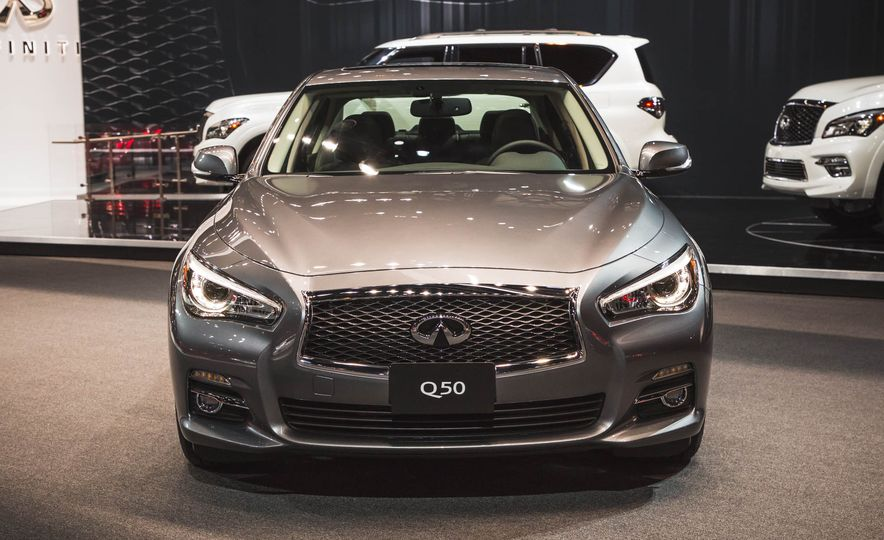 2017 Infiniti Q50 Signature Edition - Slide 1