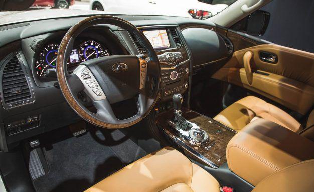 Hgreg Car Dealer >> Infiniti Qx80 Limited 2017 | Motavera.com