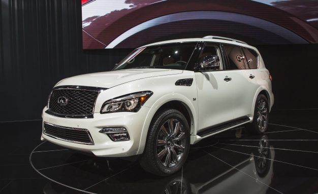 Re-Signed for 2017: Infiniti QX80 Signature Edition
