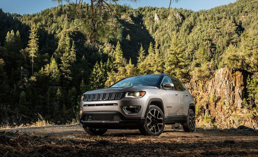2017 Jeep Compass - Slide 19