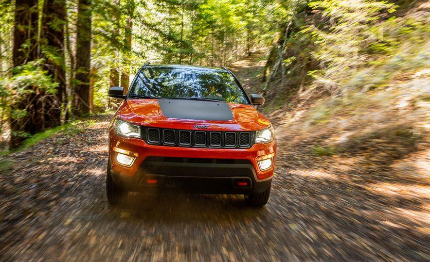 2017 Jeep Compass - Slide 44